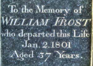 William Frost