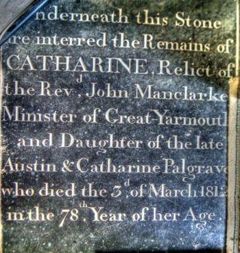 Catharine Manclarke