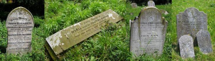 various memorial types